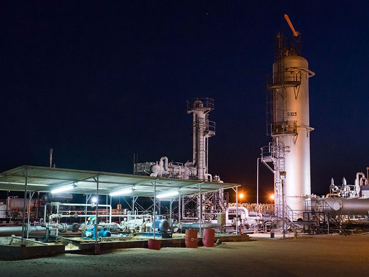 Omani firms venturing as oilfield operators