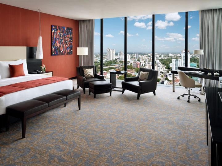S&T successfully completes fit-out of Mövenpick Hotel, Colombo
