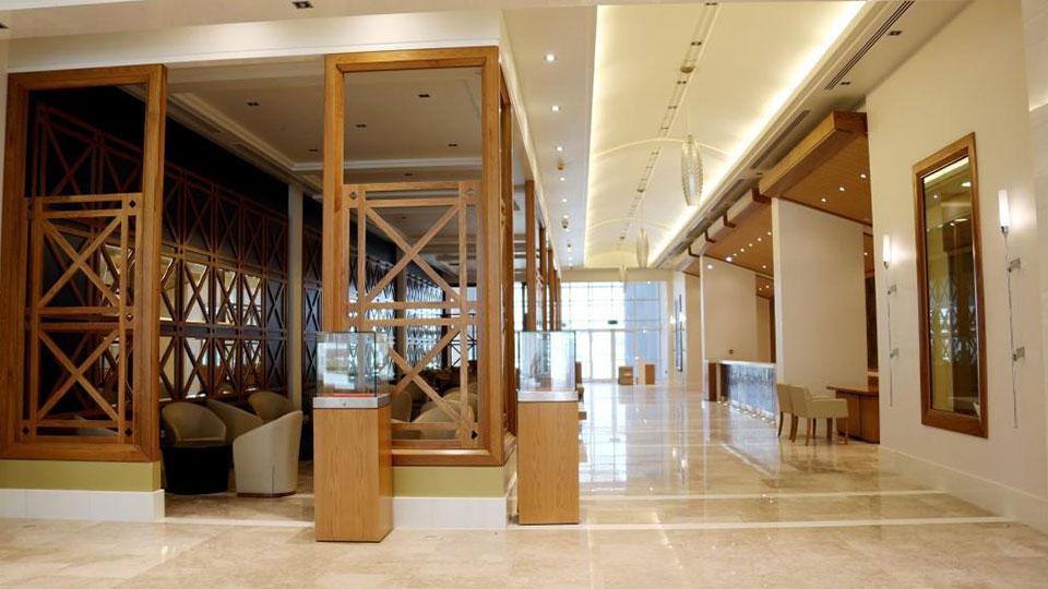 Salalah Tourism Building