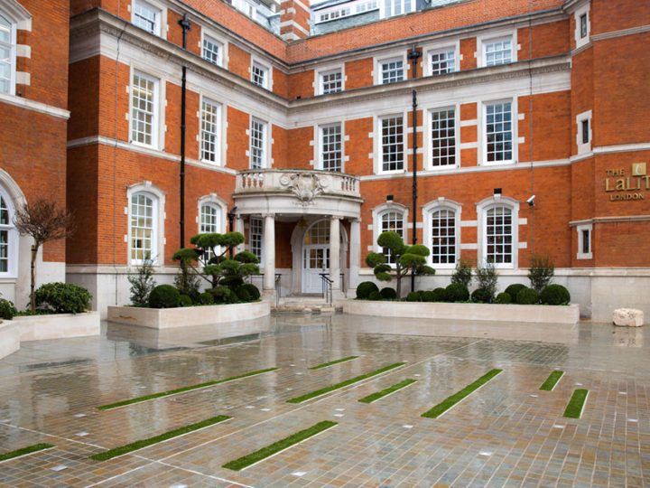 The Lalit London opens its doors
