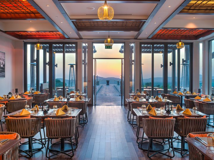 S&T, a proud partner of recently launched Anantara Al Jabal Al Akhdar Resort and Spa