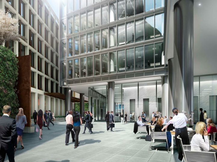 S&T UK to commence work at 100 Bishopsgate & 15 St. Helen's Place