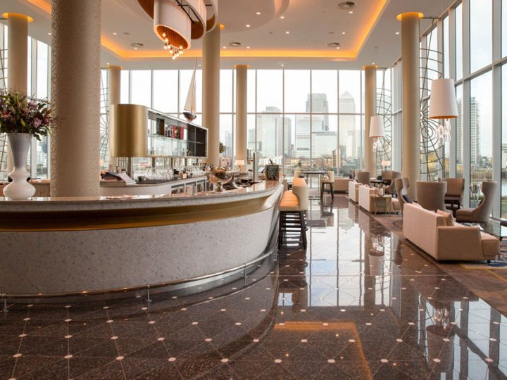 Intercontinental London Lead fit-out company S&T Interiors