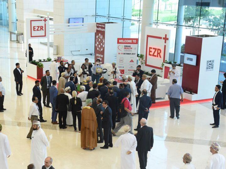 ICT Health showcases EZR.care private mHealth network in Oman