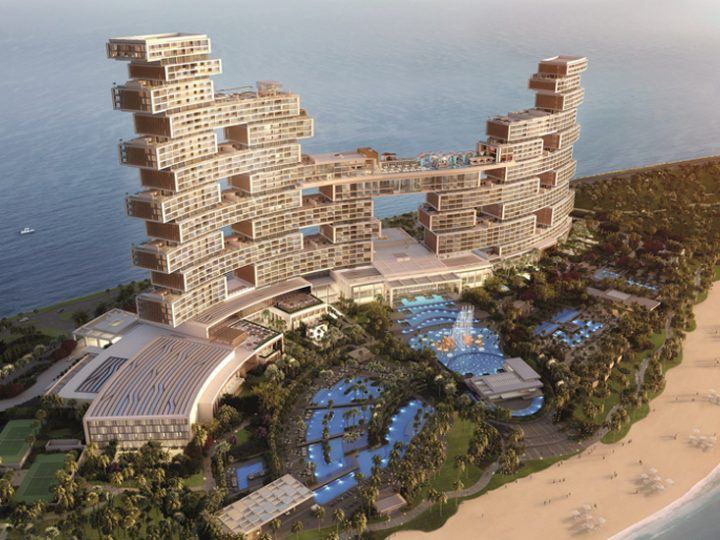 Atlantis project win – S&T Interiors and Contracting