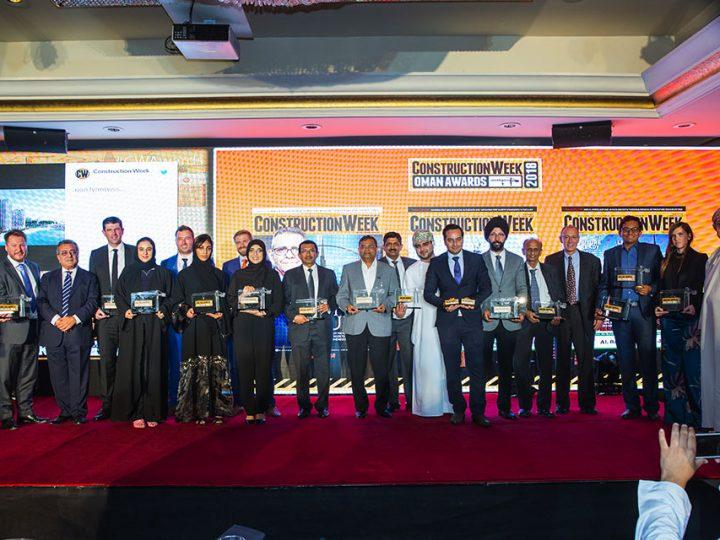 Construction Week Awards Oman, 2018