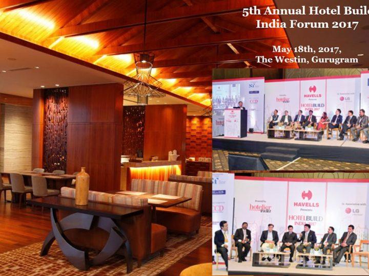 Hotel Build India 2017