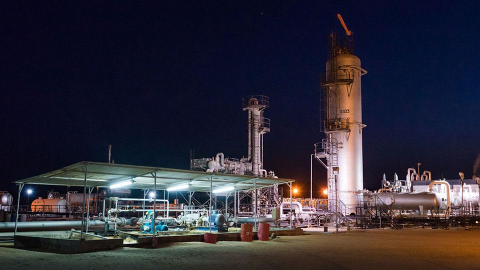 Oil Gas Oman