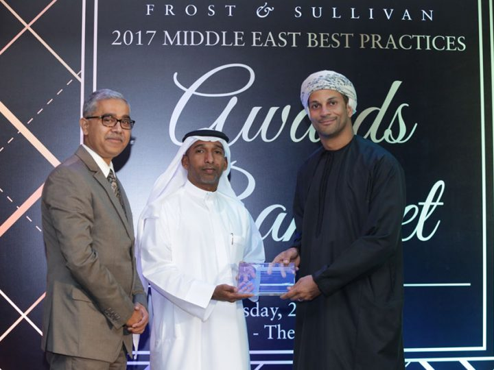 ICT HEALTH Wins '2017 UAE Healthcare IT Service Provider of the Year Award' at the 2017 Frost & Sullivan Middle East Best Practices Awards