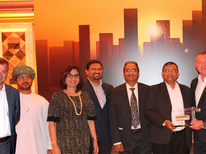 S&T bags 'Best Construction Contractor' Award at DCI Awards & Summit 2016
