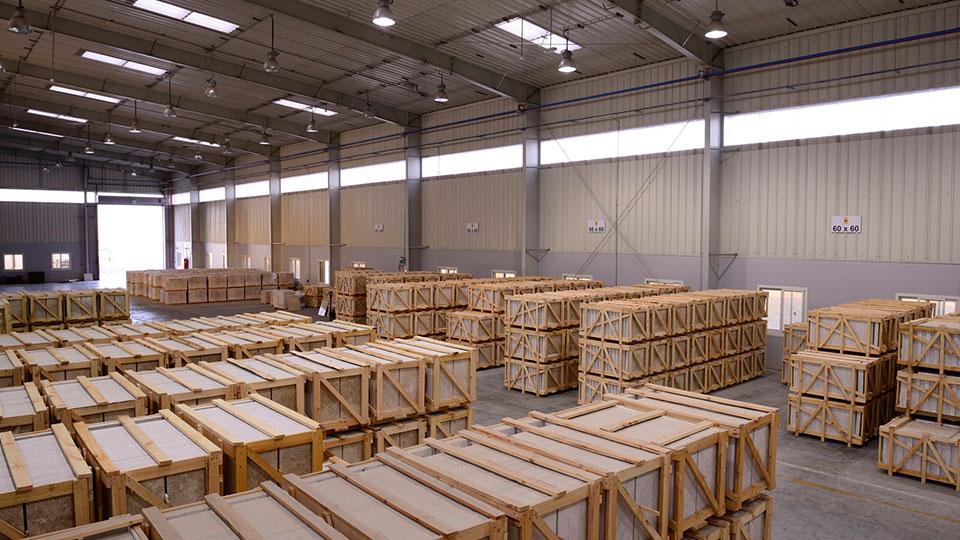 Tile stock