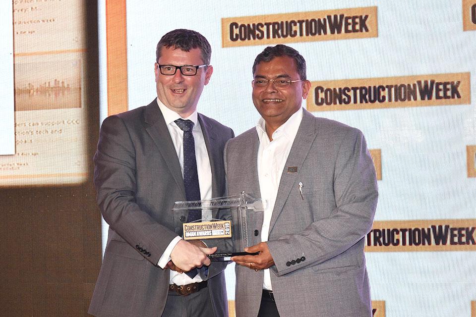 RP Rangnatha Construction Week